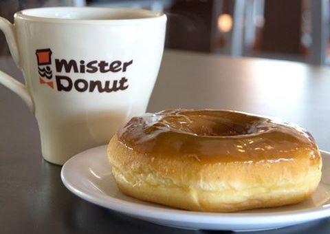 Septiembre mes de la donas al 2x1 en mister donut el salvador
