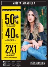 Solo las chicas fashion entienden la viñeta amarilla