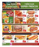 Cortes de carnes certificados en SUPER SELECTOS