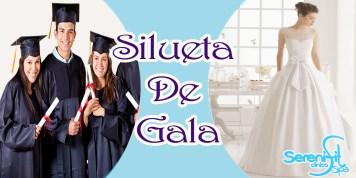 PROMOCION SILUETA DE GALA para tu fiesta de graduacion