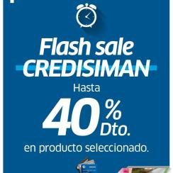 flash SALE de almacenes siman sv