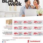 Black Week discounts al pagar con tus tarjetas SCOTIABANK
