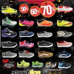Black weekend sale en zapatos deportivos sport liga