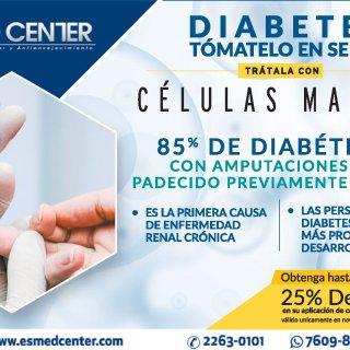 Conoce mas acerca del tratamiento de celulas madres para diabeticos
