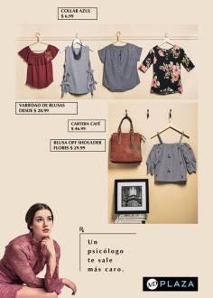 Cual es la moda en blusas para damas 2017