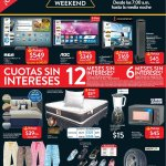 EL Black Weekend 2017 de Walmart hasta media noche