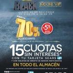 Ofertas Black Friday 2017 Almacenes SEARS el salvadpr