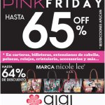 PINK and Nicole lee from USA deals blackfriday