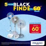Prado Black finde hasta 60 off de descuento