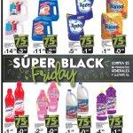 Prodcutos con ofertas black friday 2017 de super selectos