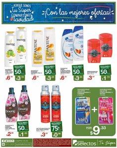 Shampoos y Desodorantes