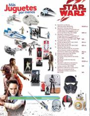 Star Wars collecionts toys en walmart el salvador