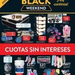 catalogo de Ofertas BLACK Weekend de Walmart El salvador - noviembre 2017