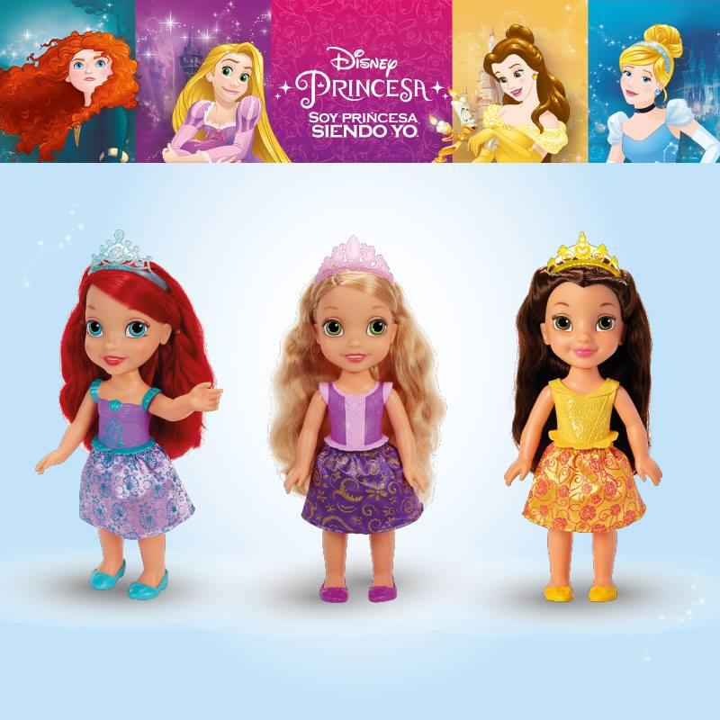 little princess collection power by disney