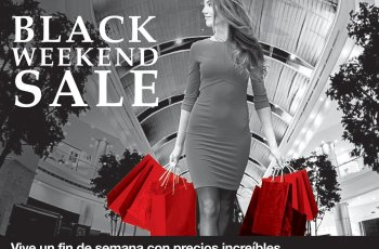 ofertas Black Weekend SALE 2017
