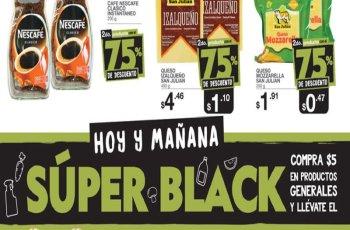 todas las ofertas Super Selectos BLACK noviembre 2017