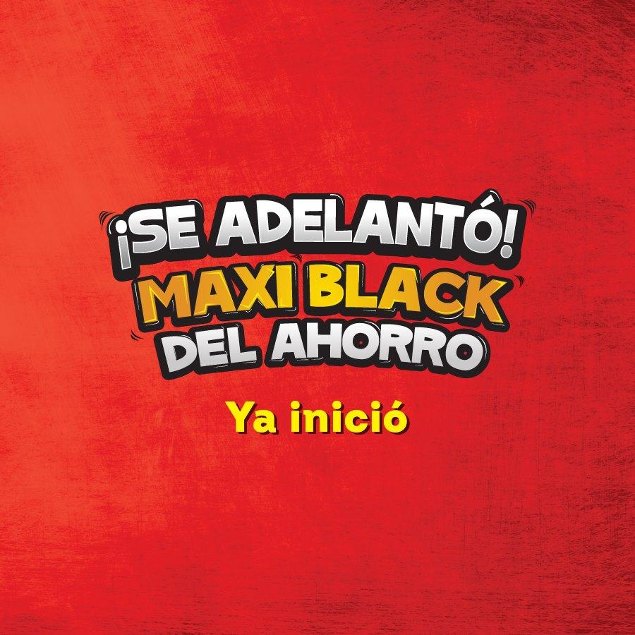 AHORA Black Weekend 2017 en tus compras Maxi Despensa