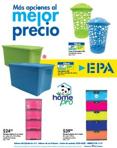 EPA HOME PRO organize solution plastic sets