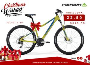 SPORTS BIKE model juliet 7-20 for girls christmas whislist