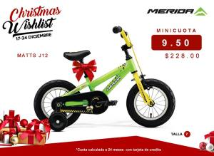 SPORTS BIKE model matts j12 christmas whislist