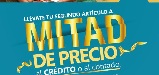 promocione la cuacaro la gran via segundo articulo mitad de precio