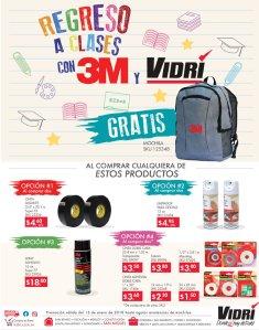 Prodcutos 3M para regresar a clases 2018 VIDRI sv