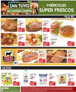 Super Selectos - Miercoles Frescos - 03ene17