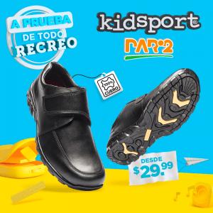 Zapatos negros para ir al colegio MARCA PAR2 de puro cuero