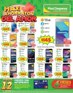 AHORRON de amor para regalar celulares el 14 de febrero