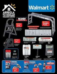 Catalogo Walmart productos del hogar marzo 2018