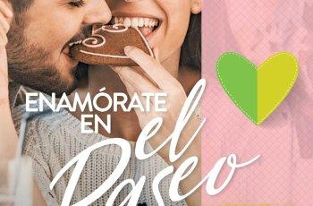 Enamorate en centro comercial el paseo 14 de febrero