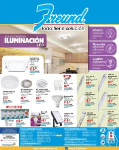 GREEN savings light energy LED luminarias y lamparas