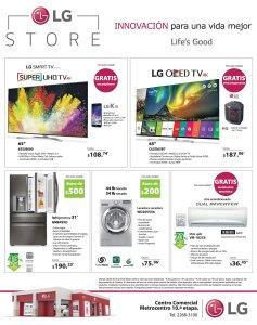 LG Store san salvador una tienda de innovacion