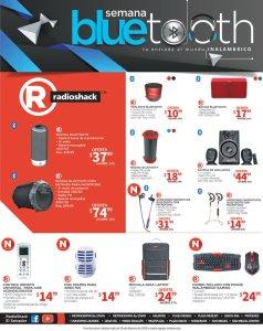 RadioShack semana blueTooth gadget inalambricos