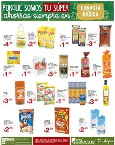 Compras ofertas de tu canastabasica en super selectos - 09mar18