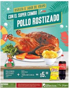 Pollo rostizado pollo indio de el salvador promociones de semana santa