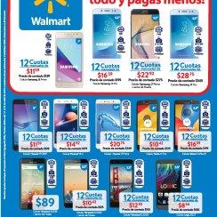 Compra nuevo celular en walmart MIRA las ofertas smartphone