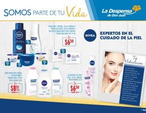 Hidrata tu piel con cremas ofertas de la despensa mayo 2018