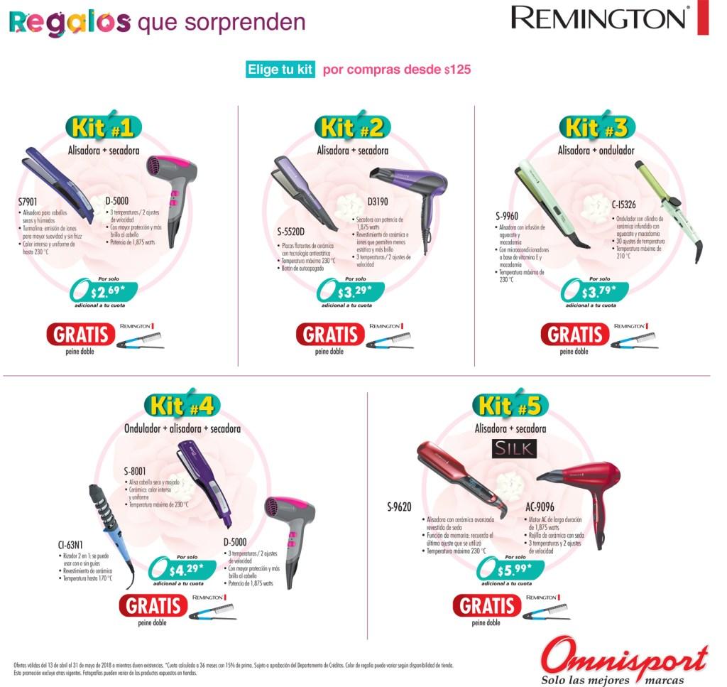 KIT para alisar y secar tu cabello mayo 2018