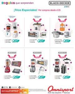 COMBOS en electrodomesticos de almacenes omnisport para tu madre