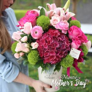 MONTSE flower mother day collection 2018