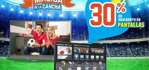PRADO PANTALLAS Y TELEVISORES descuentos magicos de mayo 2018