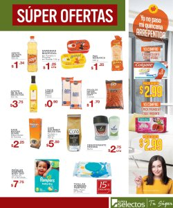 super ofertas de tu super selectos - 11may18