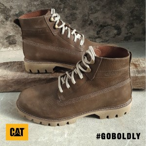 stand strong boots CAT shoes