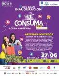 AHORA inauguracion de CONSUMA 2018 en CIFCO