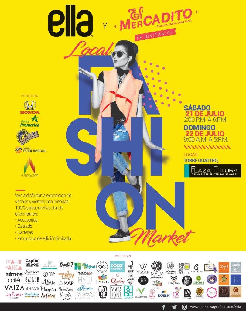ELLA revista local fashion market 2018