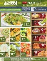 Frutas y Verduras con descuentos selectos 24jul18