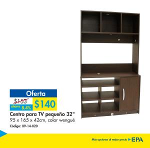 Muebles EPA - modulo para televisores