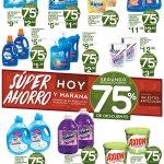Super ahorro en super selectos con articulos con 75 off - 01ago18