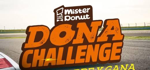 corre y gana con mister donut en septiembre 2018